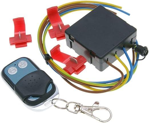 2extreme Drehzahlbegrenzer Funkfernbedienung Kompatibel Für Roller Universal Auto