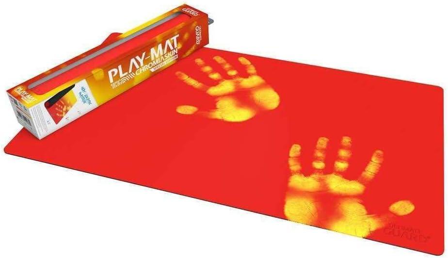 Petrolblau 61x35cm Ultimate Guard Play-Mat ChromiaSkin Radioactive