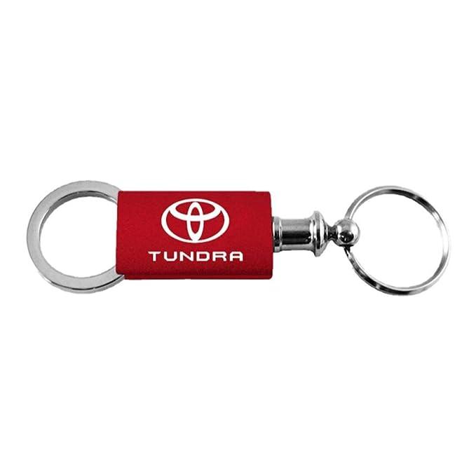 INC Toyota Corolla Navy Valet Key Chain Car Gift Fob Au-Tomotive Gold