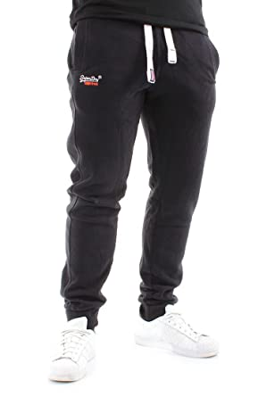 Nice New Mens Superdry Orange Label Slim Joggers Truest Navy Men's Clothing Clothing, Shoes & Accessories