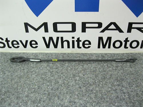 Dodge 1986-2011 Dakota Tail GATE Cable RETAINING Strap Passenger Right Mopar OEM