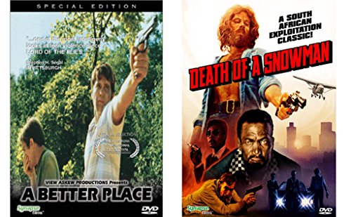 A Better Place & Death of a Snowman Exploitation Collection 2-Movie Bundle