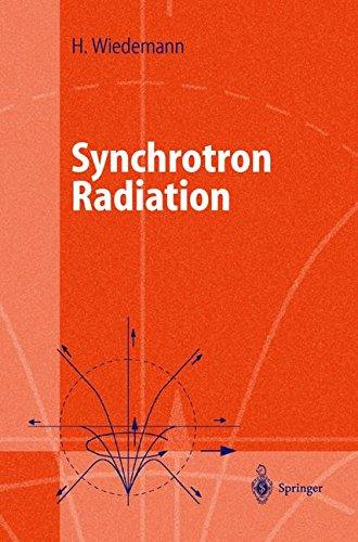 Read Online Synchrotron Radiation pdf