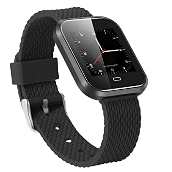 AUOKP New Sports Smart Watch Presión Arterial Monitor de ...