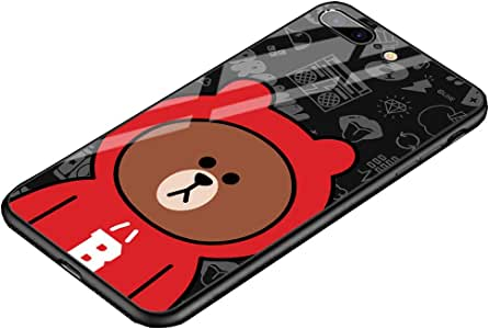 Amazon.com: Cute Cartoon Bear Phone Case for iPhone 5/5S/6 ... Iphone 5 6 7 8 X Xr Xr Max 5s 6s 7s 8s Prices