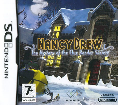 Nancy Drew The mystery of the Clue Bender Society /NDS by Majesco
