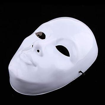 AIENG Máscara de látex Máscara De Adulto De La Cara con Bungee ...