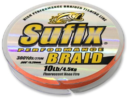 Sufix Performance Braid 20 lb (150 YD Spool)