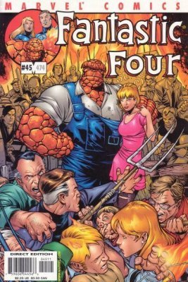 Fantastic Four #45 pdf
