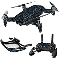 MightySkins Skin for DJI Mavic Air Drone - Compass Tile | Max Combo Protective, Durable, and Unique Vinyl Decal wrap cover | Easy To Apply, Remove, and Change Styles | Made in the USA