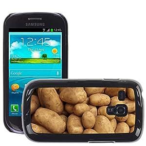 Print Motif Coque de protection Case Cover // V00002007 Patatas de cultivo agrícola // Samsung Galaxy S3 MINI i8190