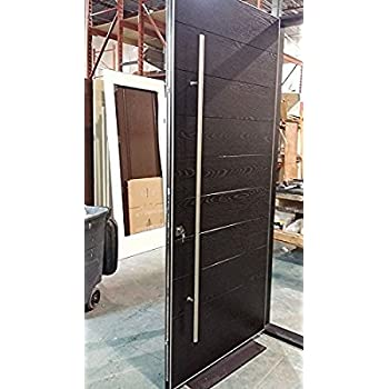 104 Modern Stainless Steel Sus304 Entrance Entry Commercial Office ...