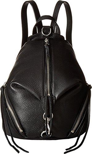 Rebecca Minkoff Medium Julian Backpack, Black from Rebecca Minkoff