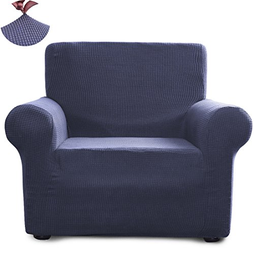 Tastelife Slipcover 1-Piece Thickened Stretch Fabric Furniture Protector Cover for Sofa loveseat ()