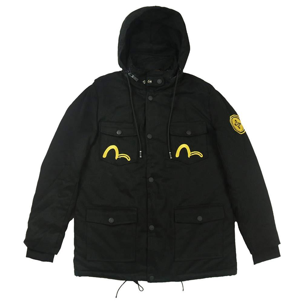 Terrific Hoodies [パロディ商品] 男女兼用 秋と冬の厚いダウンジャケットコート S-XXL B07M7P2KLB Color1 L L|Color1
