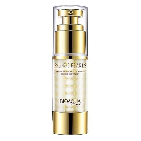 Babysbreath17 35g Perla Crema Facial Antiarrugas Facial Loción Blanqueadora Crema Hidratante colágeno hidrolizado
