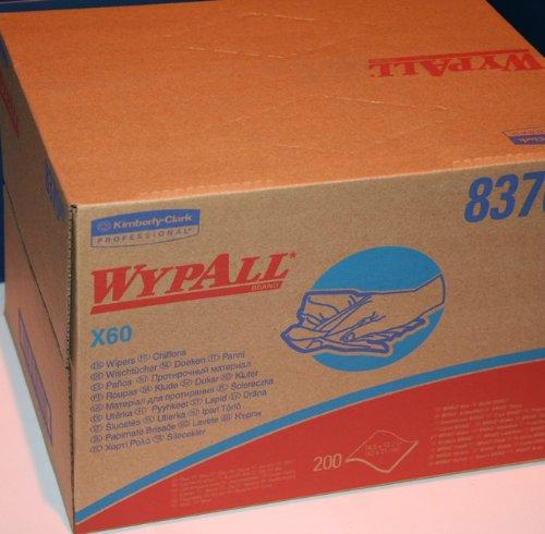Kimberly Clark 8370 Wypall Brag Box (Pack van 200)