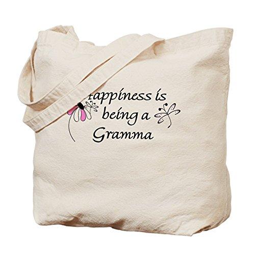 Cafepress – felicità è un panno Gramma – Borsa di tela naturale ... d8ddd013080