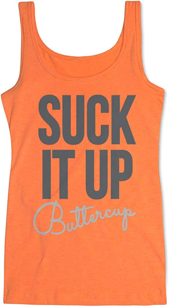Runners Tank Top by Gone For a Run | Womens Tank Top | Suck It Up Buttercup