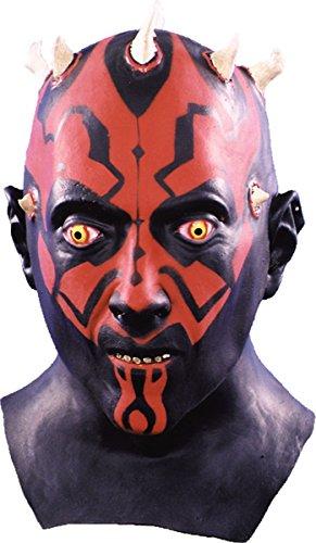 - Morris Costumes Women's Darth Maul Mask Latex