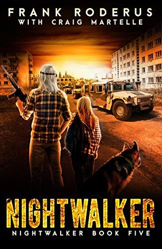 Nightwalker 5: A Post-Apocalyptic Western Adventure by [Roderus, Frank, Martelle, Craig]