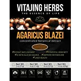 Agaricus Blazei Murill Mushroom Extract Powder - Organic - (2oz / 57gr) - 20:1 Concentration by VitaJing