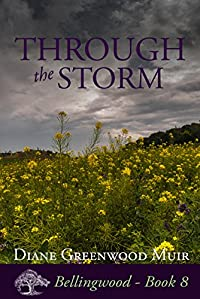 Through The Storm by Diane Greenwood Muir ebook deal