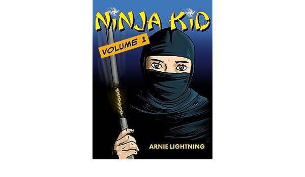 Ninja Kid: The First Day of School (English Edition) eBook ...