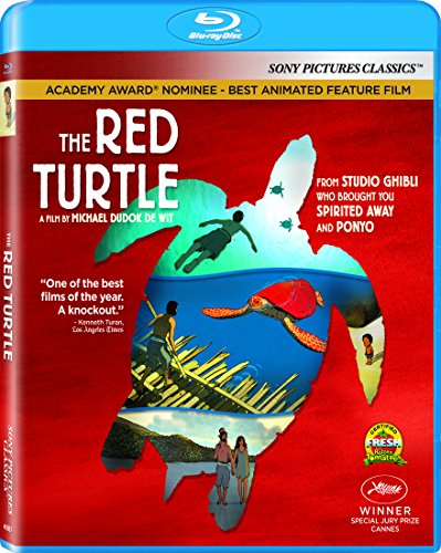 The Red Turtle [Blu-ray]
