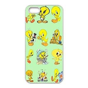 Mystic Zone Cute Cartoon Tweety Bird For SamSung Galaxy S5 Mini Phone Case Cover PC Back Cover Fits Cases WSQ1746