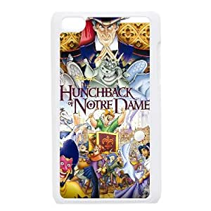 Hunchback of Notre Dame iPod Touch 4 Case White gift W9591536