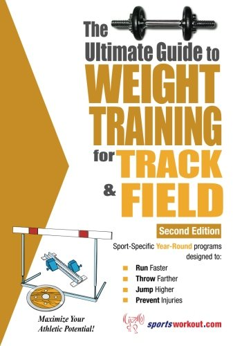 Ultimate Guide to Weight Training for Track & Field - Field Training