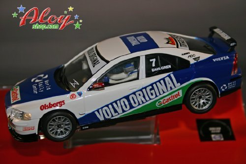 - SCX 1/32'nd Scale Digital Slot Car Volvo S60R