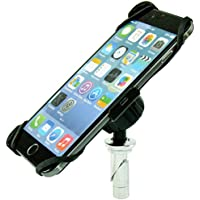 BuyBits Dedicated 15-17mm (0.59-0.68 ) Fork Stem Sports Motorcycle Mount for iPhone 6 PLUS 6S PLUS (5.5)