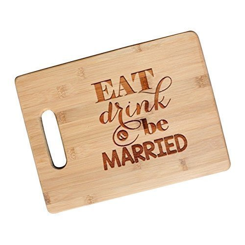 Eat Drink Be Married Cutting