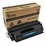 V4INK New Compatible HP Q5949X (49X) Toner Cartridge-Black, Office Central