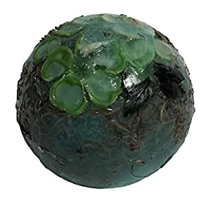 Habersham Candle Company Gardenia and Water Lily Wax Pottery Sphere