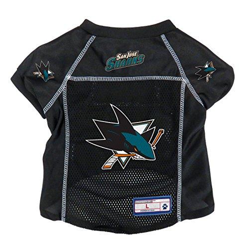 NHL San Jose Sharks Pet Jersey, Medium