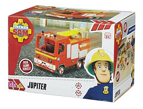 Fireman Sam Sams Fire Truck Jupiter ()