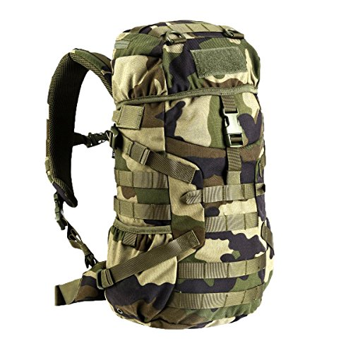 YAKEDA 50 L Internal Frame Backpack Hiking Backpacking Packs for Outdoor Hiking Travel Climbing Camping Mountaineering Daypack Travel Backpack Daypack-A88052 (jungle camouflage)