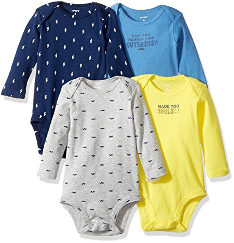 Carters Baby Pack Bodysuits product image