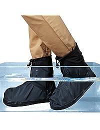 ARUNNERS Rain Shoe Covers Boots Overshoes Travel Gear Women Men Kids