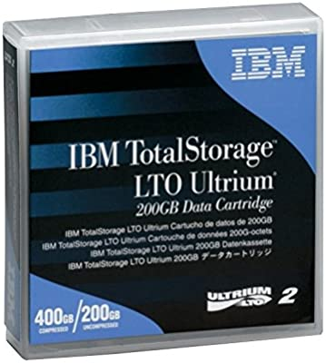 200GB Ultrium LTO-2 Cartridge Purple Case