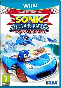 Sonic & Sega Allstar Racing Transformed - Edición Limitada