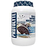 Cheap VMI Sports ProtoLyte 100% Whey Isolate Protein Powder, Milk & Cookies, 1.63lb, with Amino Acids, Electrolytes, Enzymes, High Protein, Sugar Free, Gluten Free, Lactose Free, Cookies & Cream