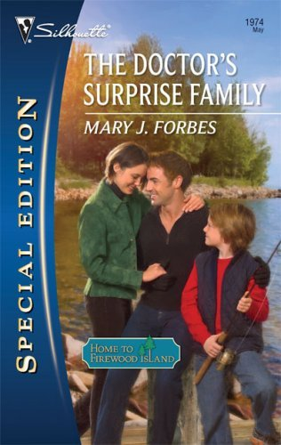 book cover of The Doctor\'s Surprise Family