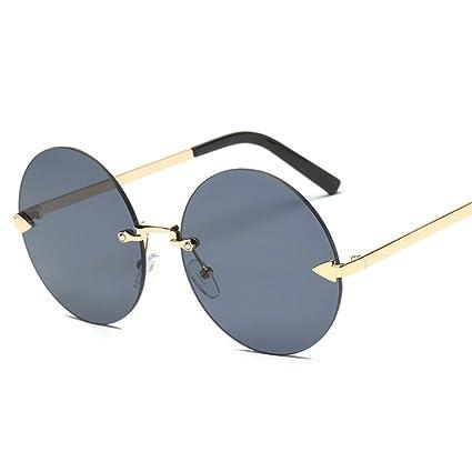 Gafas De Sol De Moda Gafas De Sol Redondas Gafas De Sol De ...