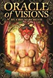 Fortune Telling Tarot Cards Oracle of Visions by Ciro Marchetti