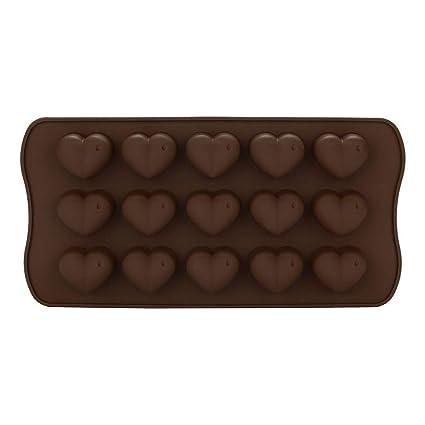 Amazon com: Canvas Slip - Non Stick Silicone Chocolate Mold