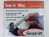 Scor it Mini Scoring Board in Inches US Version Tool 9 3/8 x 7''